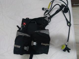 Kit Para Mergulho Com Cilindro
