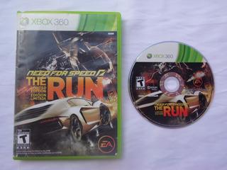 Need For Speed The Run De Xbox 360