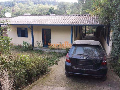 Chácara Com 2 Dorms, Itaquaciara, Itapecerica Da Serra - R$ 300 Mil, Cod: 2195 - V2195