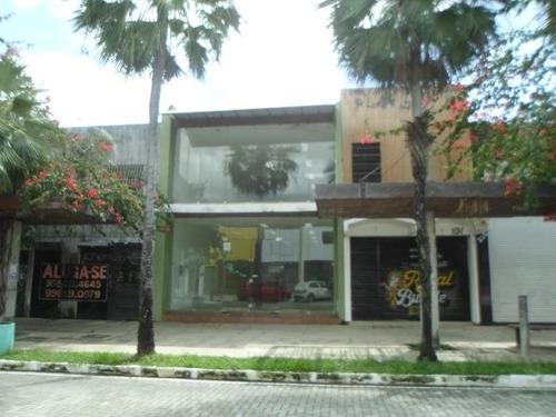 Imagem 1 de 30 de Prédio Comercial Para Alugar Na Cidade De Fortaleza-ce - L12622