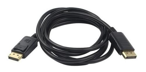 Cable Displayport Dp Plug Macho - Plug Macho 1.8mts