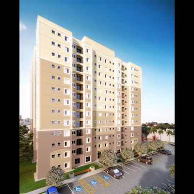 Apartamento Em Jardim Firenze, Santa Bárbara D