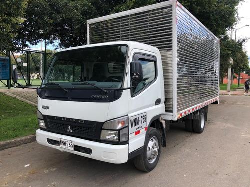 Camion Mitsubishi Fuso Canter Furgon Año 2016