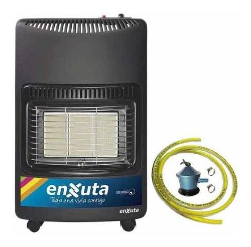 Imagen 1 de 2 de Estufa Super Gas Enxuta Valvula Y Manguera