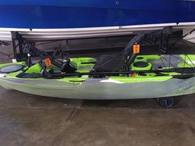 Caiaque Leader Power System Semi Novo Poddium Nautica Pedal