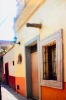 En Venta Hermosa Casa En San Miguel De Allende Centro