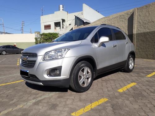 Chevrolet Tracker Ltz 1.8 Gnc  2017  Vendo Permuto Financio