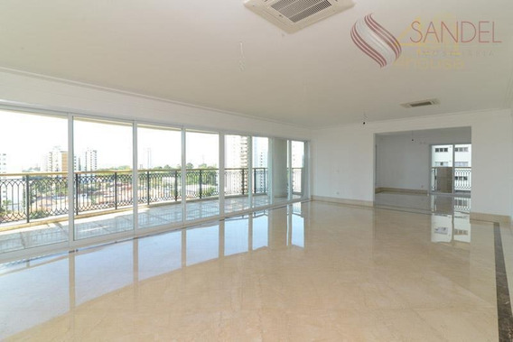 Apartamento Altíssimo Padrão, Jardim Anália Franco, São Paulo -(l) - Ap0003