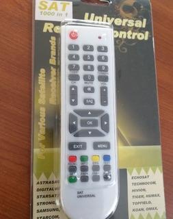 Control Remoto Receptor Satelital S925 S926 S1001 S1005