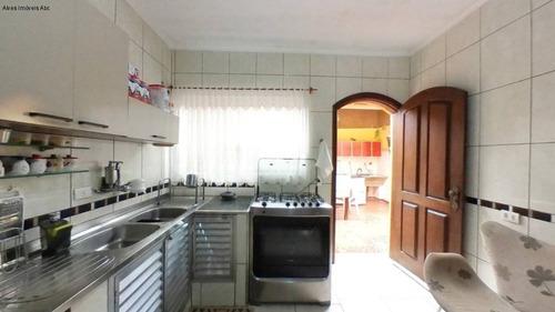 Casa Térrea Á Venda 3 Dormitórios -  Centro - Sbc - Ca00149 - 69219712