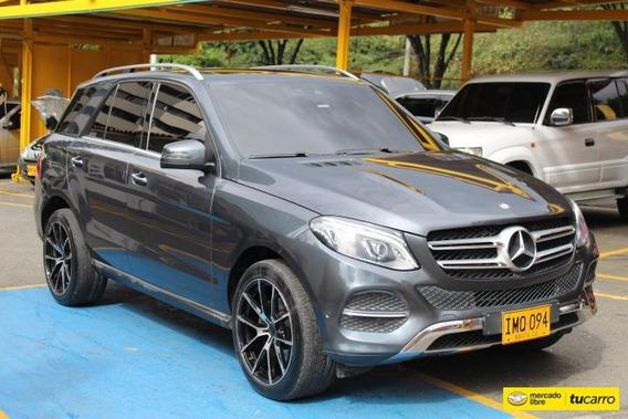 Mercedes-benz Clase Gle 2.2 Cdi 4matic