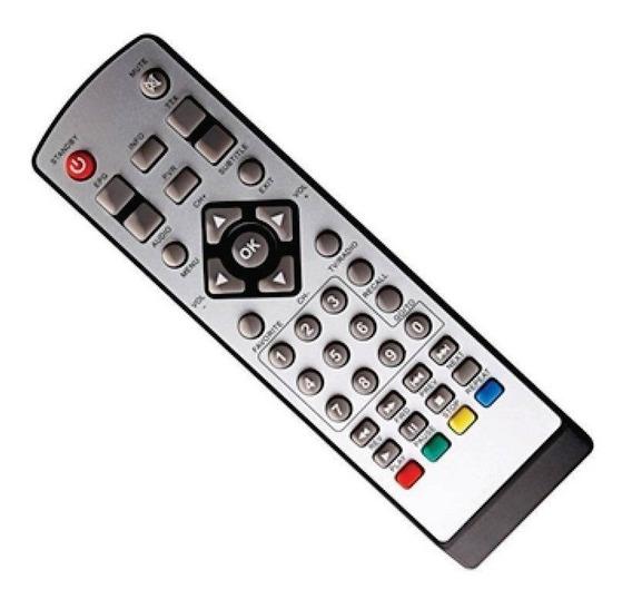 Controle Remoto Conversor Tv Digital Lb Sat Lbhd30