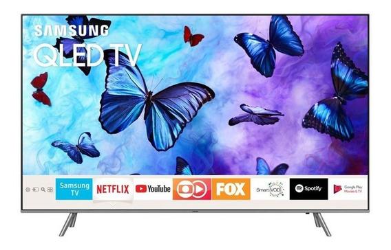 Smart Tv Qled 65 Polegadas Samsung Qn65q6fnagxzd 4k Usb Hdmi