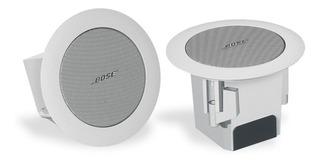 Parlantes Instalacion Bose Flush Mount Satellites Blanco Par