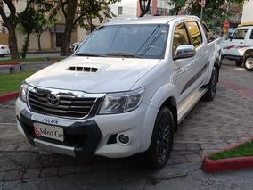 Toyota Hilux 3.0 Srv Limited Cab. Dupla 4x4 Aut.