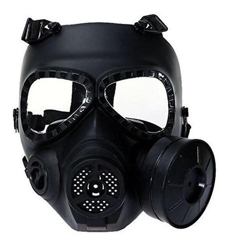 Juego De Airsoft Táctico Protección Seguridad Mascarilla