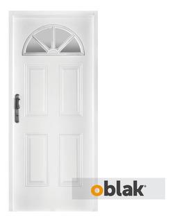 Puerta `m3778` Blanca Inyectada 80 Izquierda `presta`