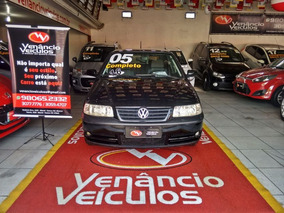 Volkswagen Gol 1.6 Rallye 2005 Preto Flex