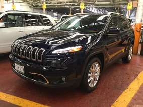 Jeep Cherokee Limited Aut 4 Cil 2014