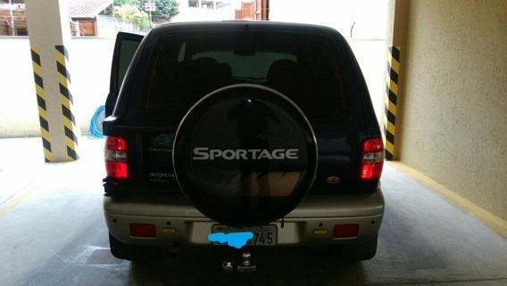 Kia Sportage 2.0 Dlx 5p 1999