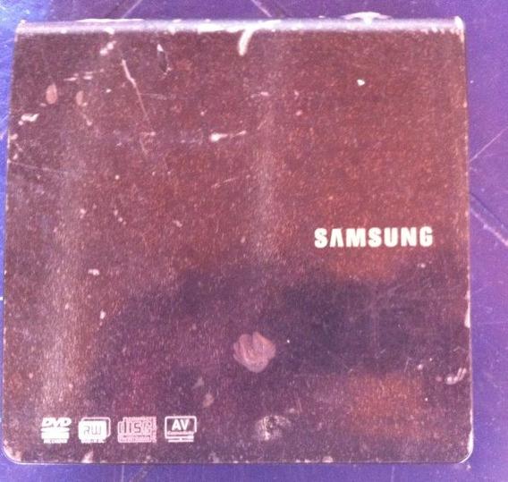 Unidad De Dvd Portatil Samsung Se 208