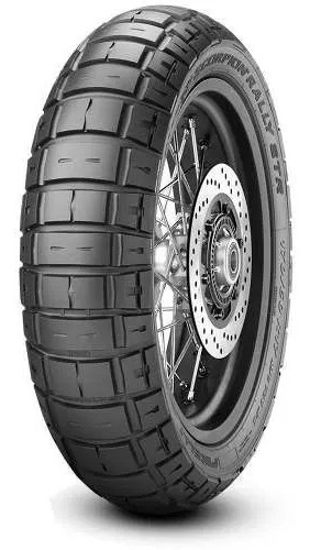 Pneu Ktm 990 150/70r18 Scorpion Rally Str Pirelli