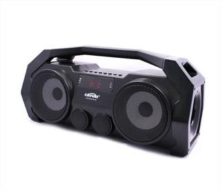 Parlante Bluetooth Recargable Portatil Cafini16w Fm Usb Sd