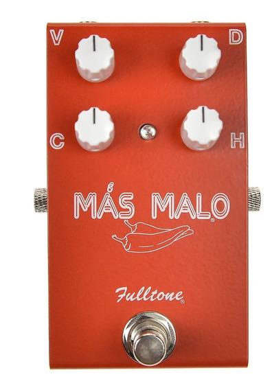 Pedal Distortion Fulltone Mas Malo Original Pronta Entrega