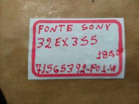 Placa Fonte Sony 32ex355