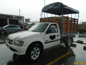 Chevrolet Luv 2.5 Mt 2500cc 4x2 Dsl