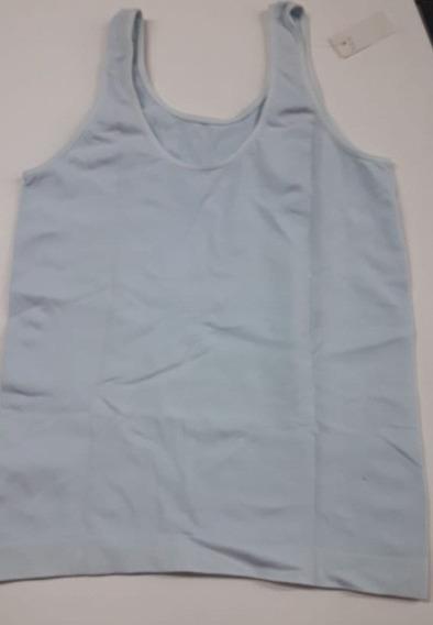 Promo Outlet Camiseta Musculosa Microfibra Aretha 732