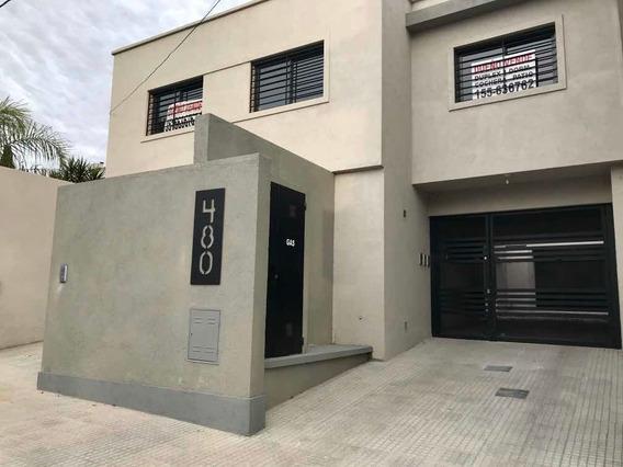 Casa 1 Dorm C/cochera Y Patio. 76m2. A Estrenar.