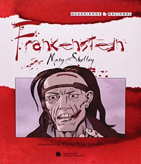 Frankenstein - Quadrinhos Nacional