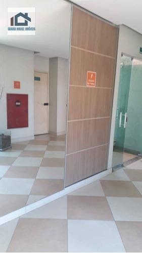 Imagem 1 de 14 de Apartamento À Venda, 78 M² Por R$ 240.000,00 - Centro - Guarulhos/sp - Ap0858