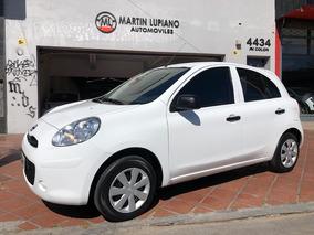 Nissan March 1.6 Active 107cv Garantia De Fabrica Impecable