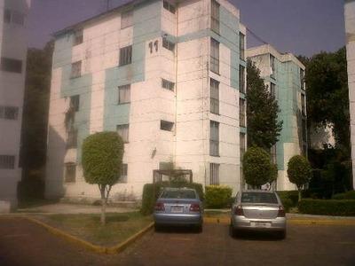 Colonia Santa Ursula Xitla Residencial Fuentes De Cantera, Delegacion Tlalpan Mexico D.f. Departamento En Venta