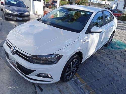 Imagen 1 de 15 de Volkswagen Virtus 2021 1.6 Msi Tiptronic