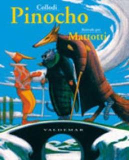 Pinocho, Carlo Collodi, Ed. Valdemar