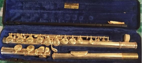 Flauta Traversa Plate..