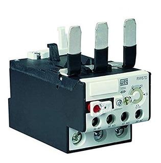 Relé Sobrecarga Weg Rw67 Contactor Cwm. 25 - 40 Amp.