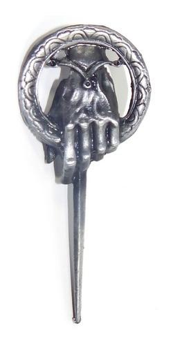 Pin Broche De Game Of Thrones Mano De La Reina Khaleesi