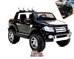 Carro Con Lincencia Ford Ranger Incluido Iva