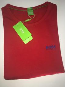 fbdfaf462d Camiseta Hugo Boss Original Basica - Calçados