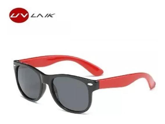 Óculos De Sol Infantil Flexível Polarizado 2 A 7 Anos Invox