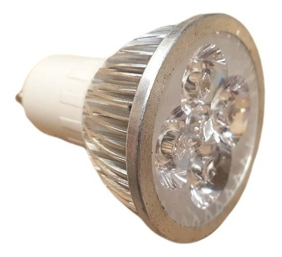 10 Lampada Dicroica Led Gu10 Branco Frio