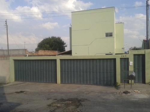 Apartamento Com 2 Quartos Para Comprar No Nacional Em Contagem/mg - 3227