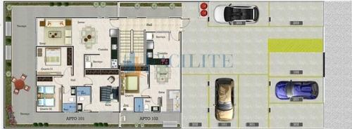 Apartamento A 300m Do Mar, Bessa - 38553-42260