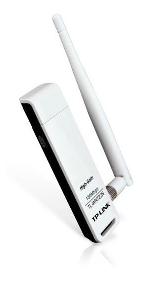 Adaptador Inalambrico Usb Tp-link Tl-wn722n 150mbps 1 Antena