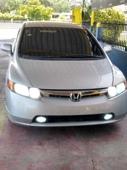 Honda Civic 2006 Gris A Rd$358,000.00