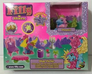 Filly Stars Glitter X 1 Con Accesorios Rre M081005 La Torre